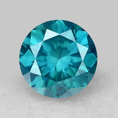 0.43 Ct Blue Diamond Top Class Gemstone DB 16