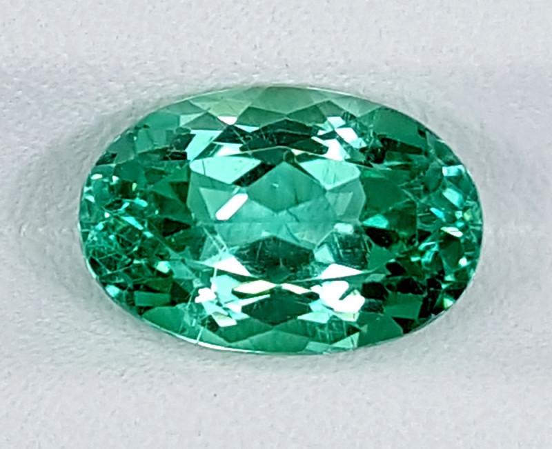 4.50Crt Green Spodumene  Best Grade Gemstones JI120