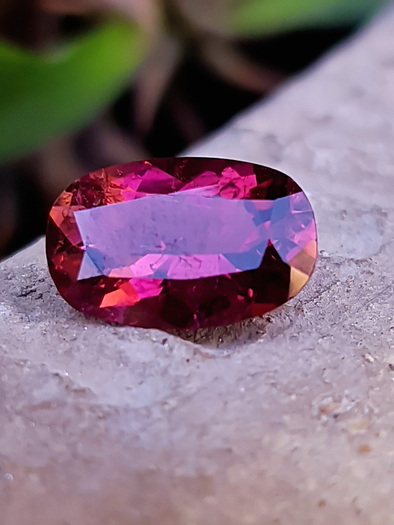 2.30 Ct Natural Transparent Rubellite Tourmaline Gemstone