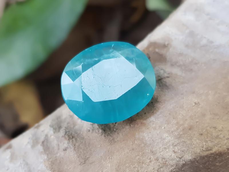13 Ct Natural Blueish Rare Grandidierite Gemstone