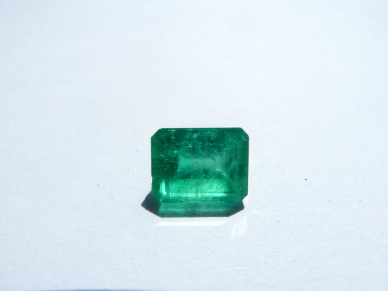 2.21 Colombian Emerald Certified