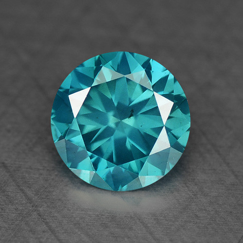 0.30 Ct Blue Diamond Top Class Gemstone DB10