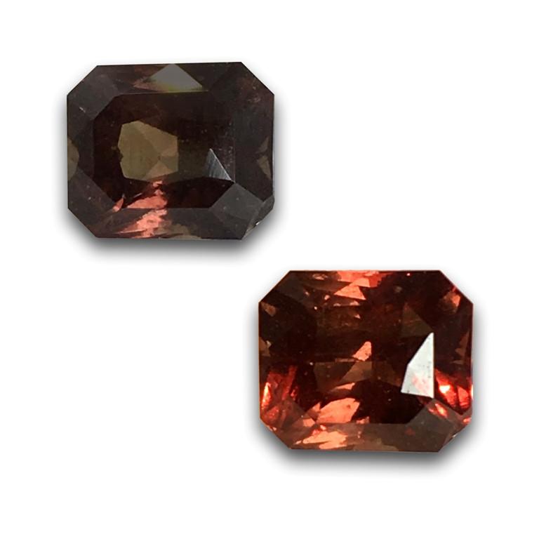 Natural Unheated Colour Changing Garnet |Loose Gemstone| Sri Lanka