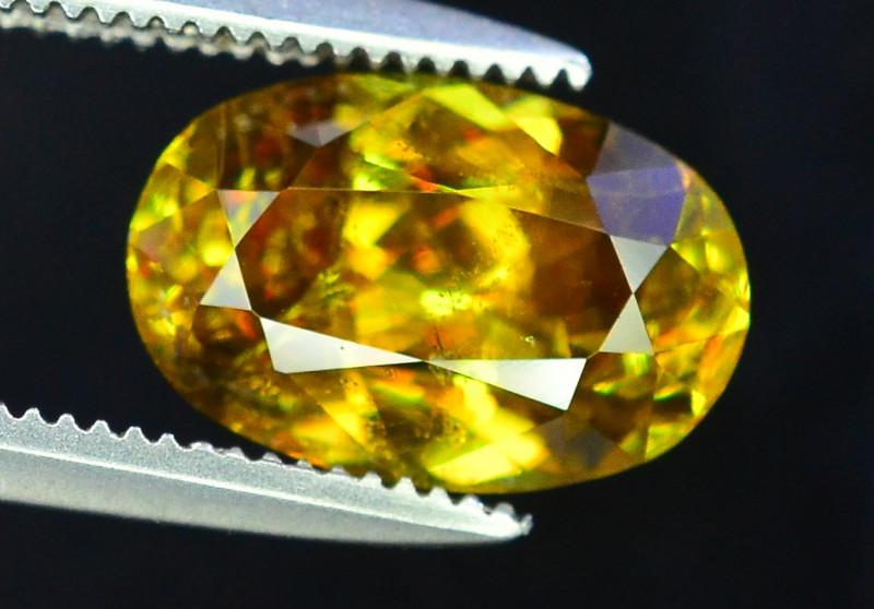 2.30 Carats AAA Fire  Natural Sphene Gemstones