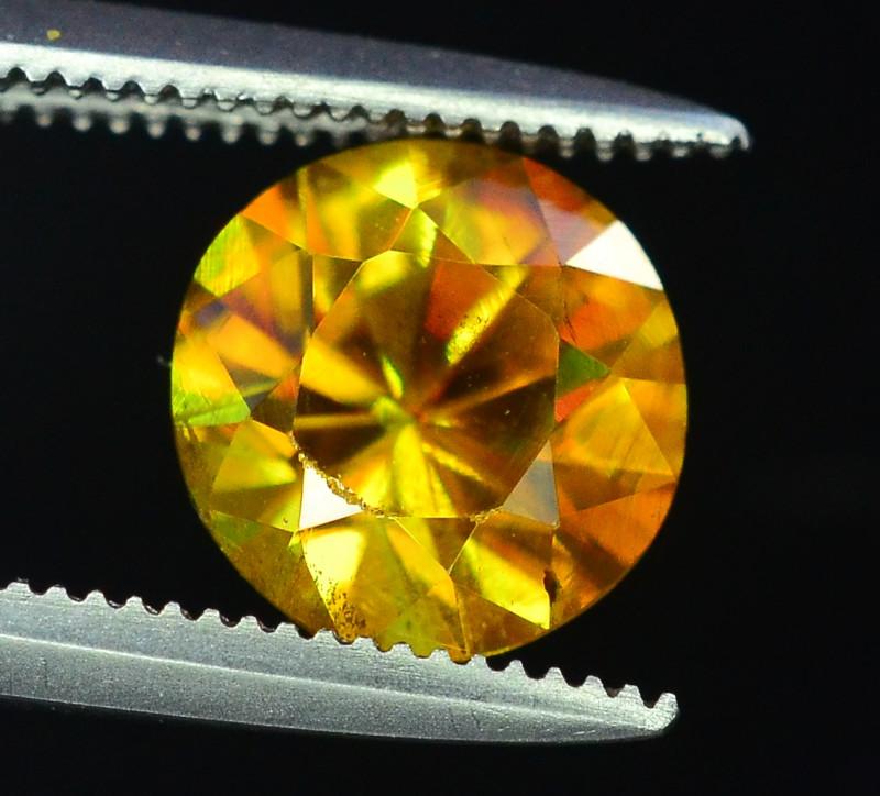 1.70 Carats AAA Fire  Natural Sphene Gemstones