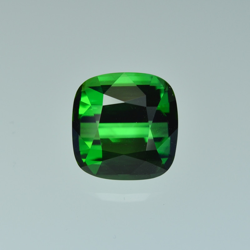 13.17 Cts Fabulous Attractive Natural Green Tourmaline