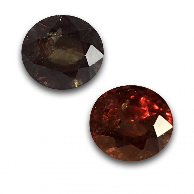 Natural Unheated Colour Changing Garnet  Loose Gemstone  Sri Lanka
