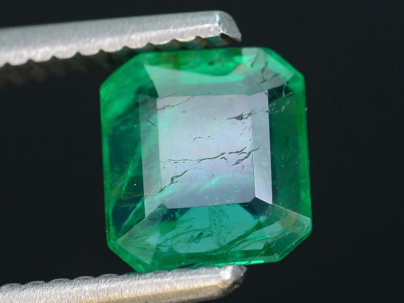 1.24  ct Zambian Emerald SKU-10