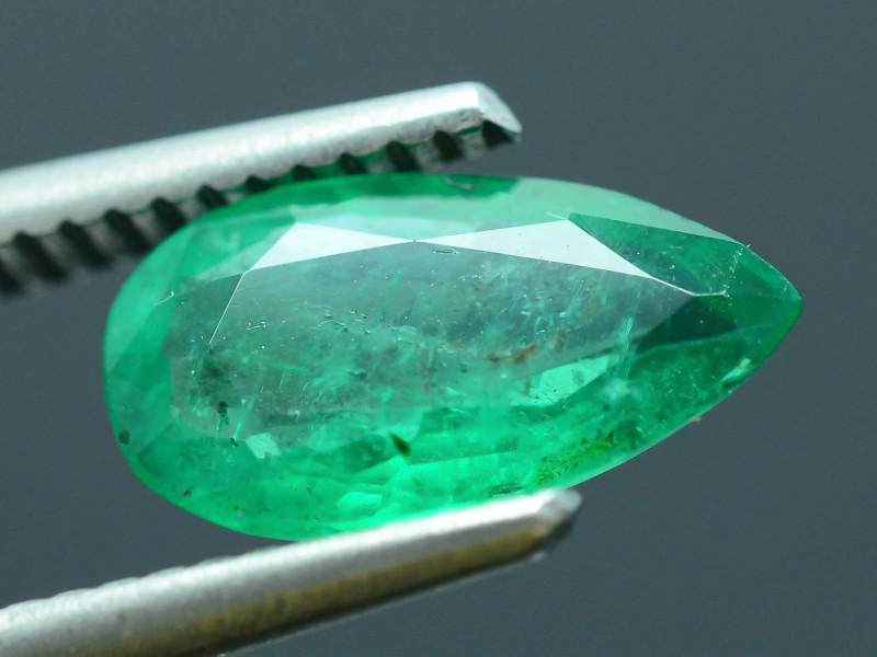 1.59 ct Zambian Emerald SKU-10