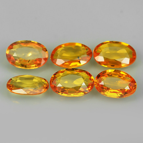 2.70 CTS EXCELLENT NATURAL ULTRA RARE FANCY -YELLOW-MADAGASCAR SAPPHIRE