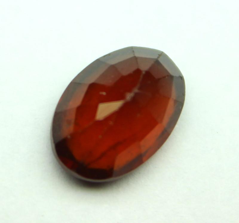 4.90 Crts Natural Hassonite garnet faceted gemstone 0008