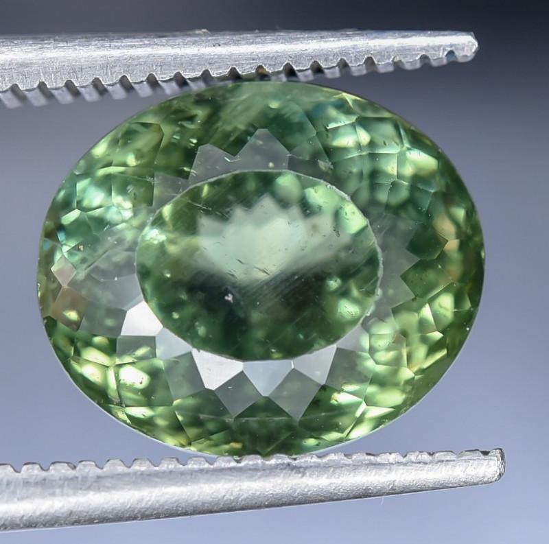 4.92 Crt Apatite Faceted Gemstone (R57)