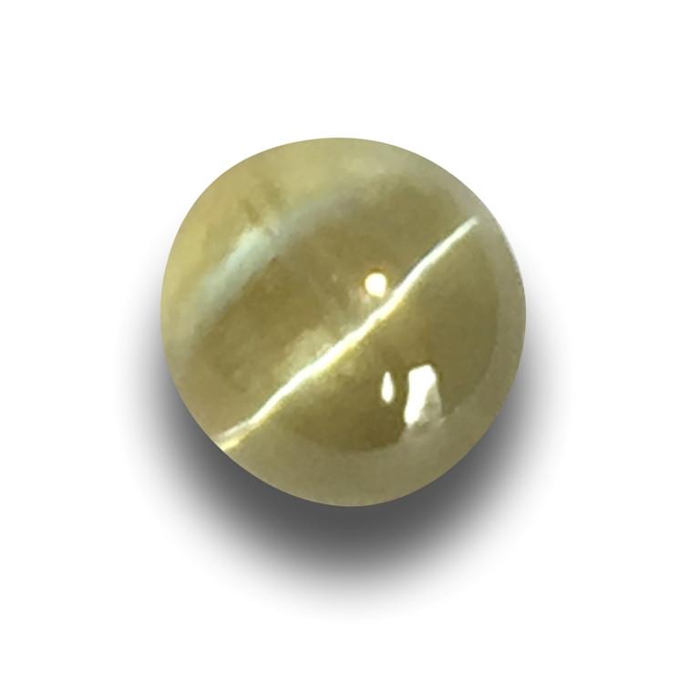 Natural Unheated Chrysoberyl Cat's Eye|Loose Gemstone| Sri Lanka