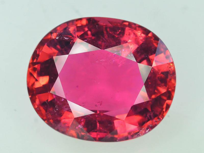 27.10 carats Rubelite Tourmaline Gemstone