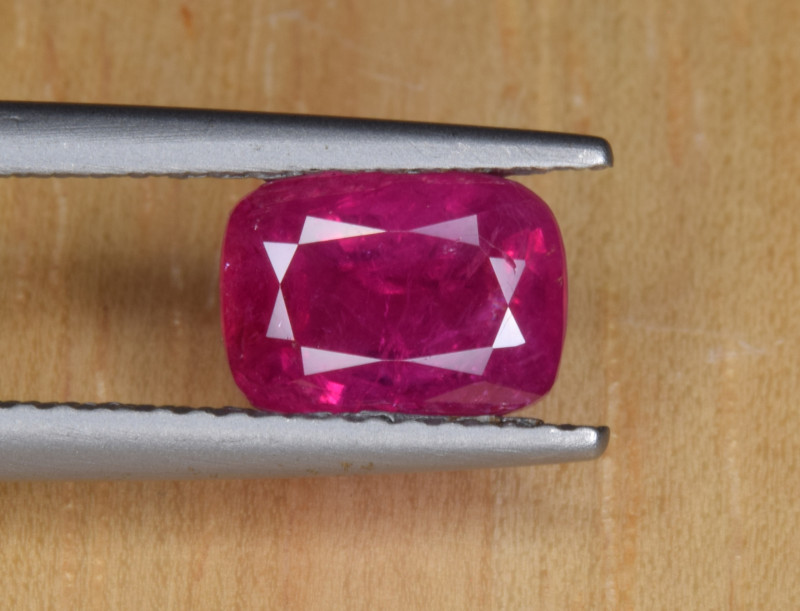 Natural Ruby 1.54 Cts from Afghanistan