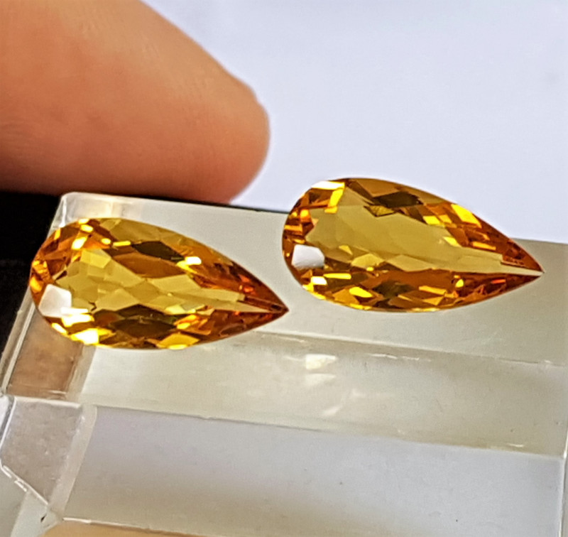 5.07cts Yellow Beryl,  Clean,