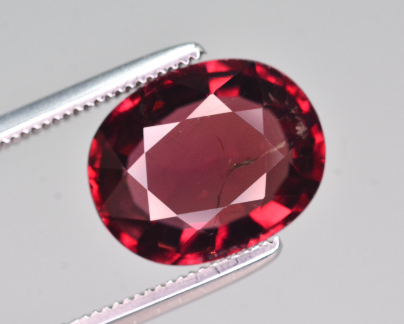 3.55 Ct Marvelous Color Natural Rubelite Tourmaline