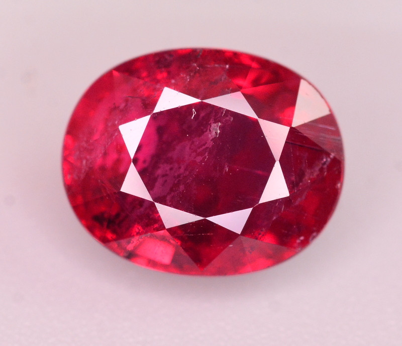 Gorgeous 2.95 Ct Natural Rubelite Tourmaline