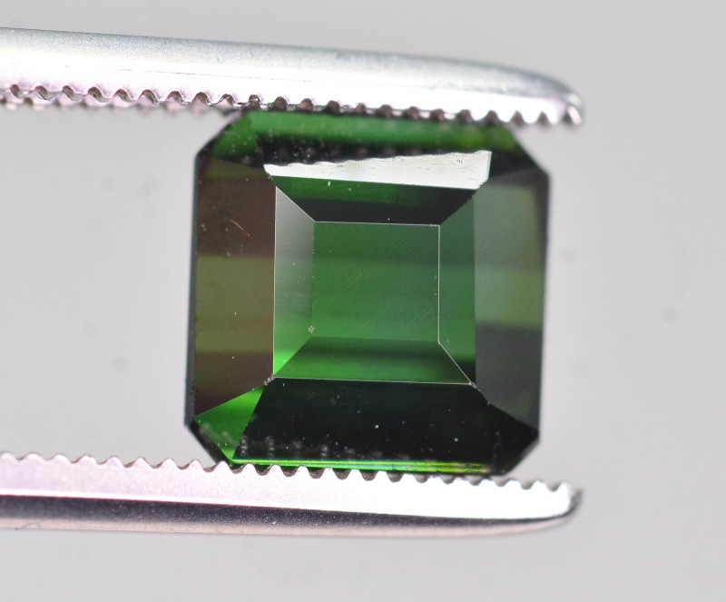Superb Color 2.45 Ct Natural Green Tourmaline