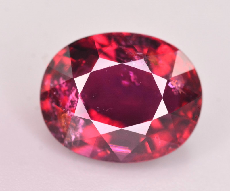 Amazing Color 4.10 Ct Natural Rubelite Tourmaline