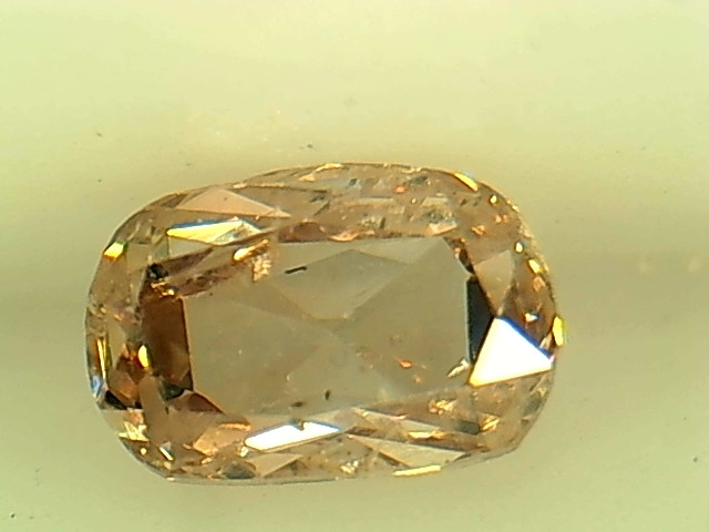 0.30ct Fancy light brownish Pink  Diamond , 100% Natural Untreated