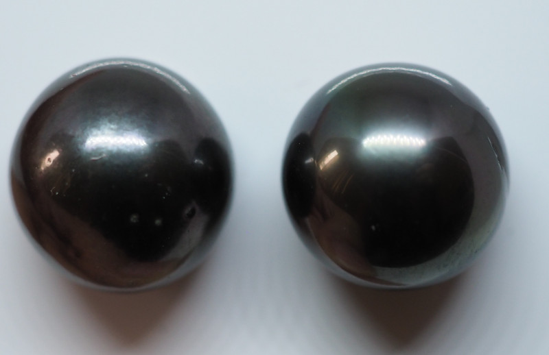 26.55CT PEARL PAIRS GREAT FOR EARINGS PL36