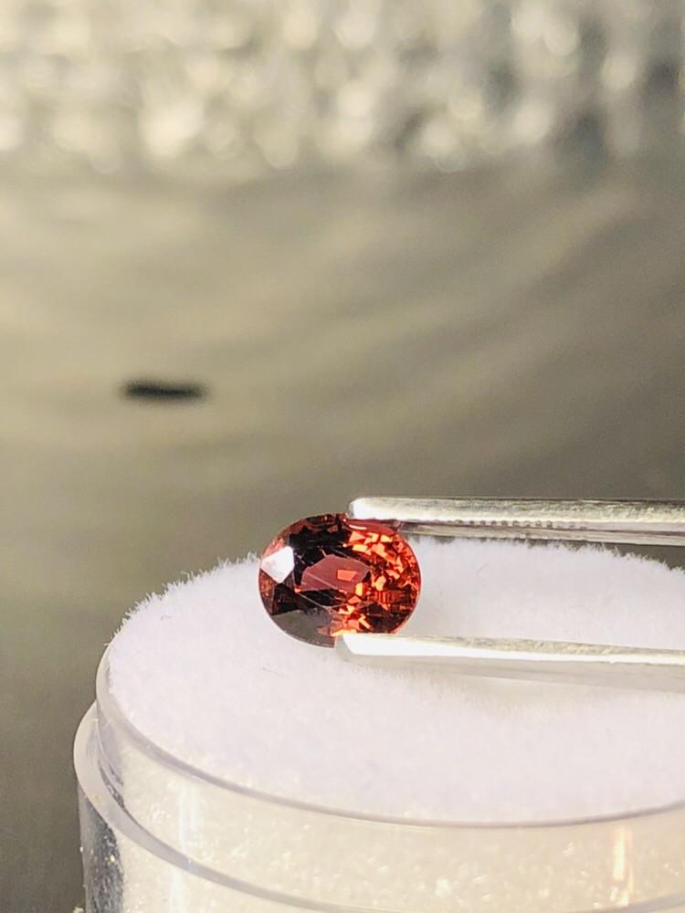 1.17GGA-IF-VVS  Rhodolite Garnet - MASTER CUT JEWELLERY