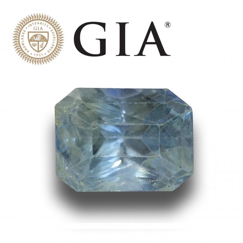 GIA Certified Natural Unheated Blue sapphire |Loose Gemstone|New| Sri Lanka