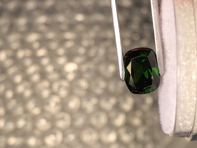 2.35 CTS NATURAL ULTRA RARE CHROME GREEN DIOPSIDE