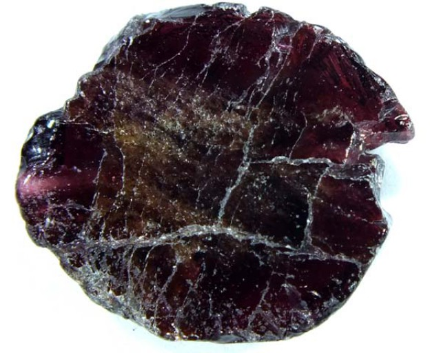 GARNET BEAD NATURAL DRILLED 18.65 CTS  NP-734