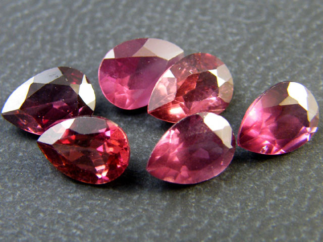 PARCEL AAAA SPARKLING RHODOLITE 4.35 CTS SGS 545