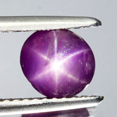 1.56Cts Beautiful Untreated Six rays star sapphire sri lanka