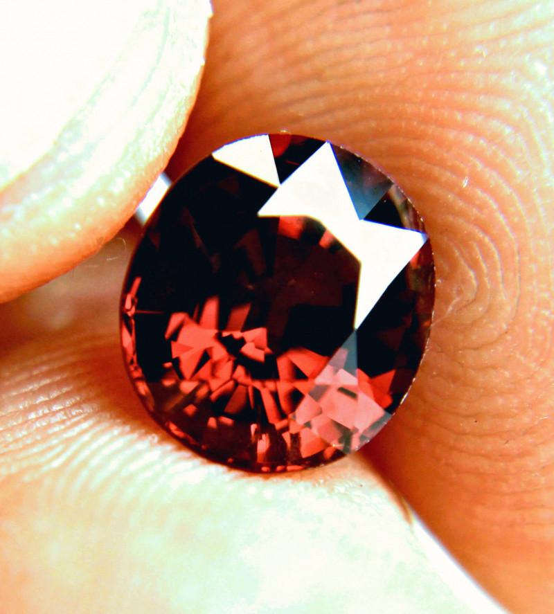4.56 Carat VVS African Spessartite Garnet - Gorgeous