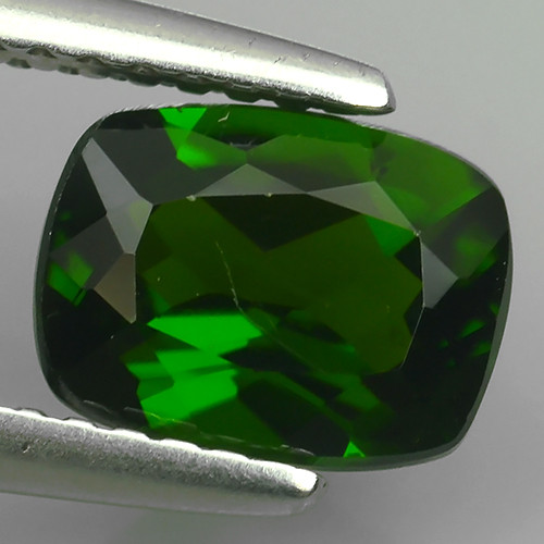 1.75 CTS MARVELOUS RARE NATURAL TOP GREEN- CHROME DIOPSIDE DAZZLING~