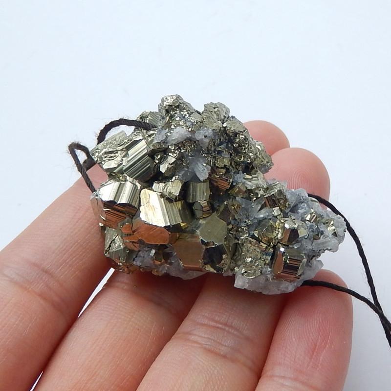 173.5cts New arrival chalcopyrite specimen rough gemstone (A682)