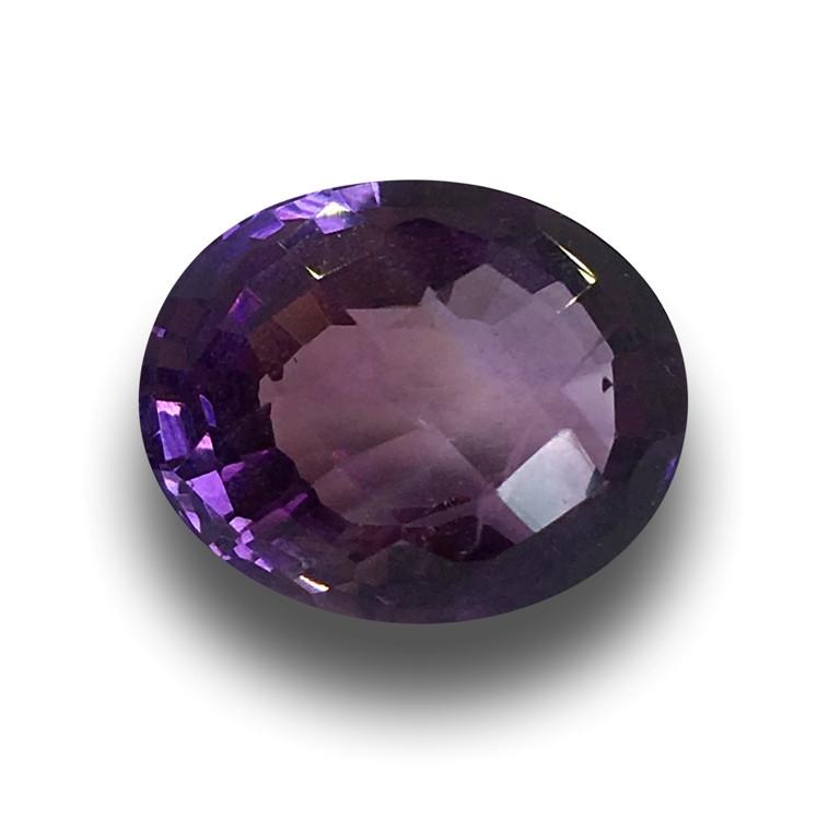 Natural quartz Amethyst |Loose Gemstone|New| Sri Lanka