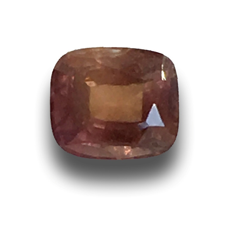 Natural Unheated Pinkish Orange Sapphire |Loose Gemstone