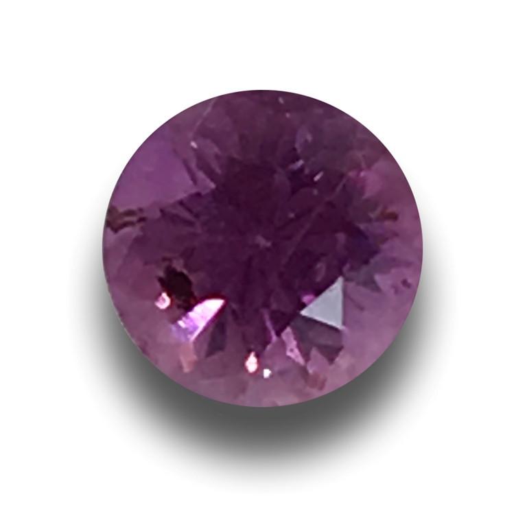 Natural Unheated Purple Sapphire|Loose Gemstone|New| Sri Lanka