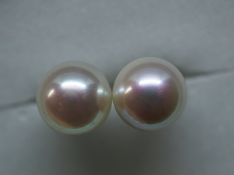 7.70CT PEARL PAIRS GREAT FOR EARINGS PL49