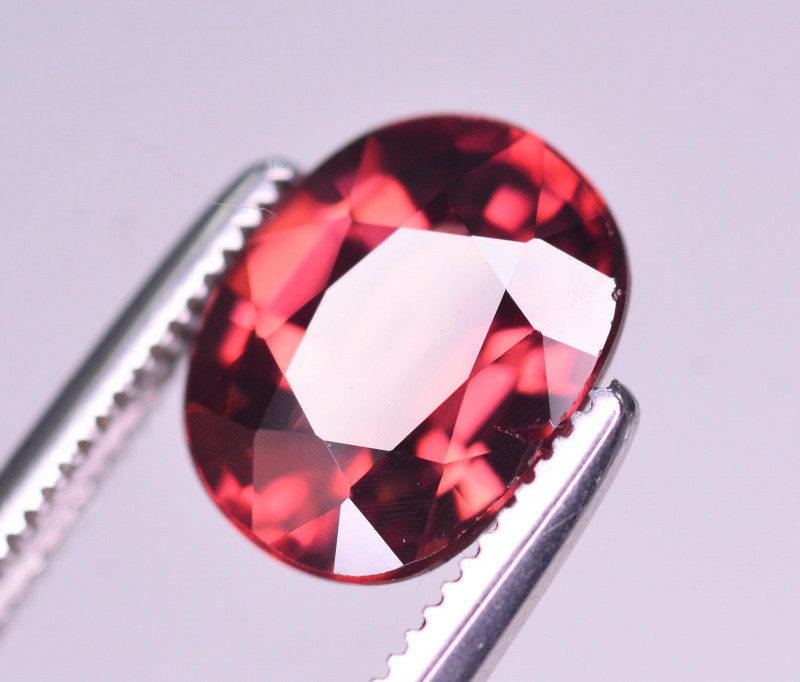 2.85 Ct Superb Color Natural Pink Zircon