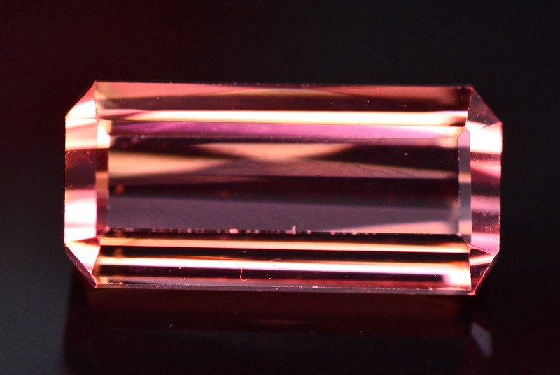 2.90  Ct Natural Marvelous Color Pink Tourmaline  AT3