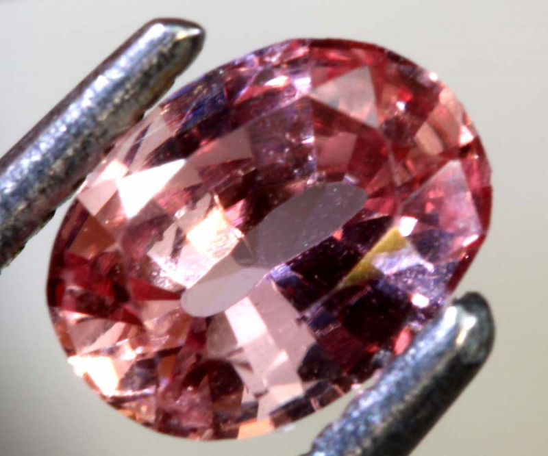 0.67 CTS- CERTIFIED NATURAL PADPARADSCHA SAPPHIRE TBM-1603