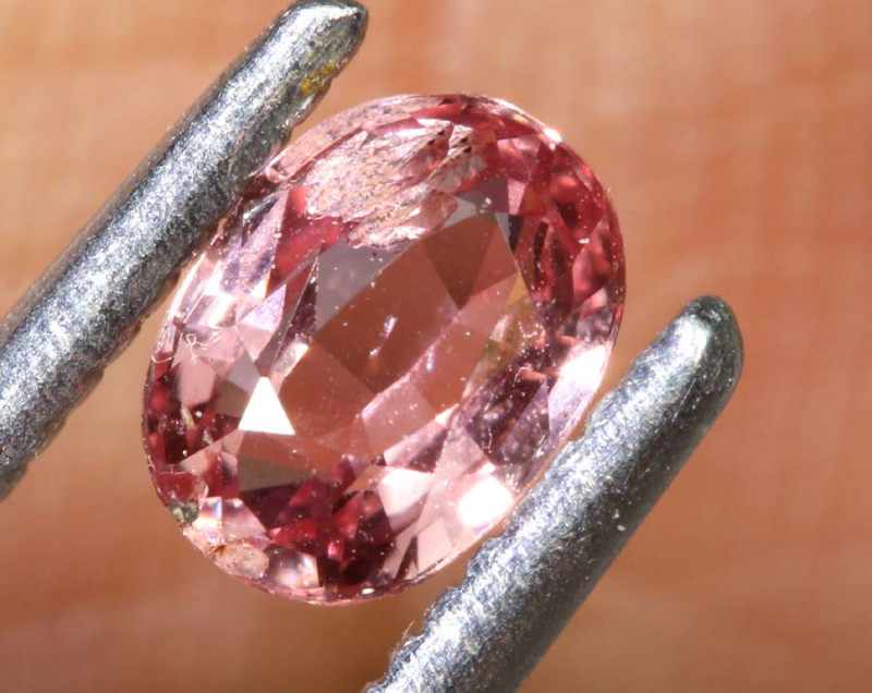 0.65CTS- CERTIFIED NATURAL PADPARADSCHA SAPPHIRE TBM-1605