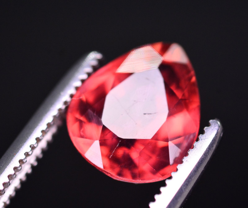 Rarest 1.60 Ct Malawi Raspberry Pink Umbalite Garnet From Tanzania
