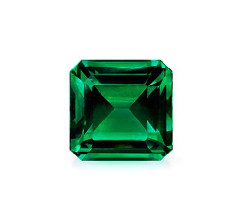 High-End 1.18 ct Natural Zambian Emerald Certified