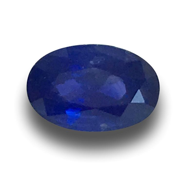Natural Royal Blue Sapphire|Loose Gemstone|New| Sri Lanka