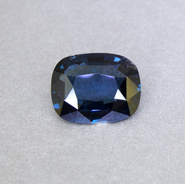 Natural Deep Blue Spinel 2.33 Ct. Attractive Deep Colour (00608)
