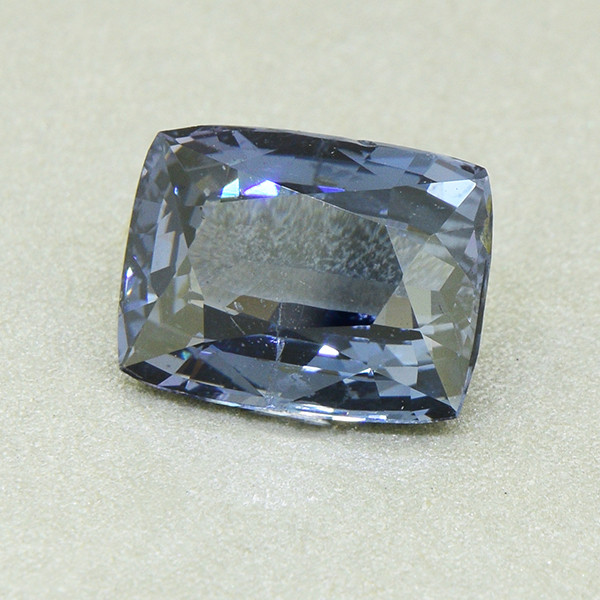 """Special Colour Spinel """"Teal Blue"""" 4.06 Ct. (Rare Find / Big Size)"""