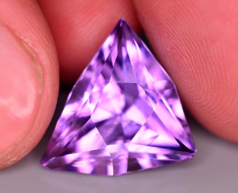 9.80 Ct Ravishing Color Natural Amethyst