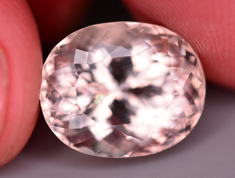 Untreated 12.70  Ct Natural Himalayan Topaz